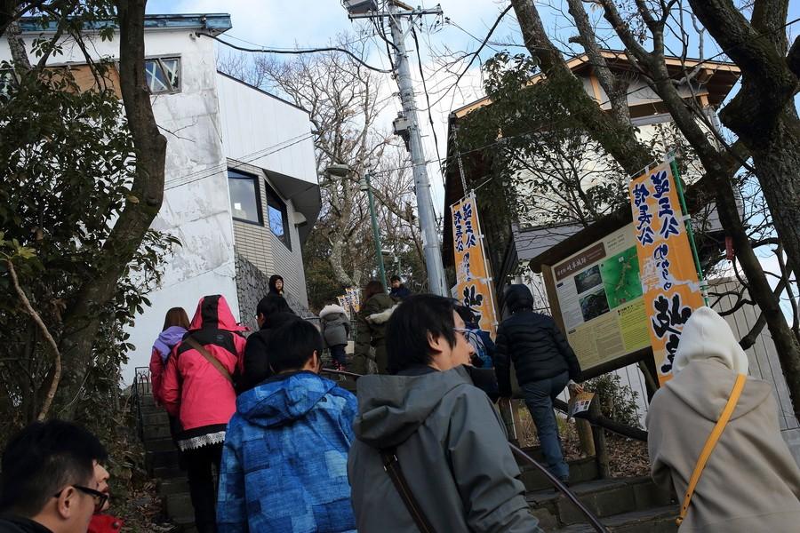 日本北陸親子旅遊第三天 恐龍博物館>金華山纜車>榮町逛街