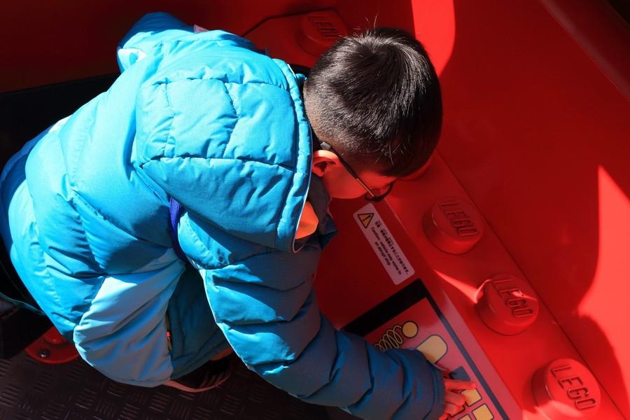 日本北陸親子旅遊第四天 LEGOLAND JAPAN樂高樂園>LEGO SEA LIFE樂高水族館>熱田神宮
