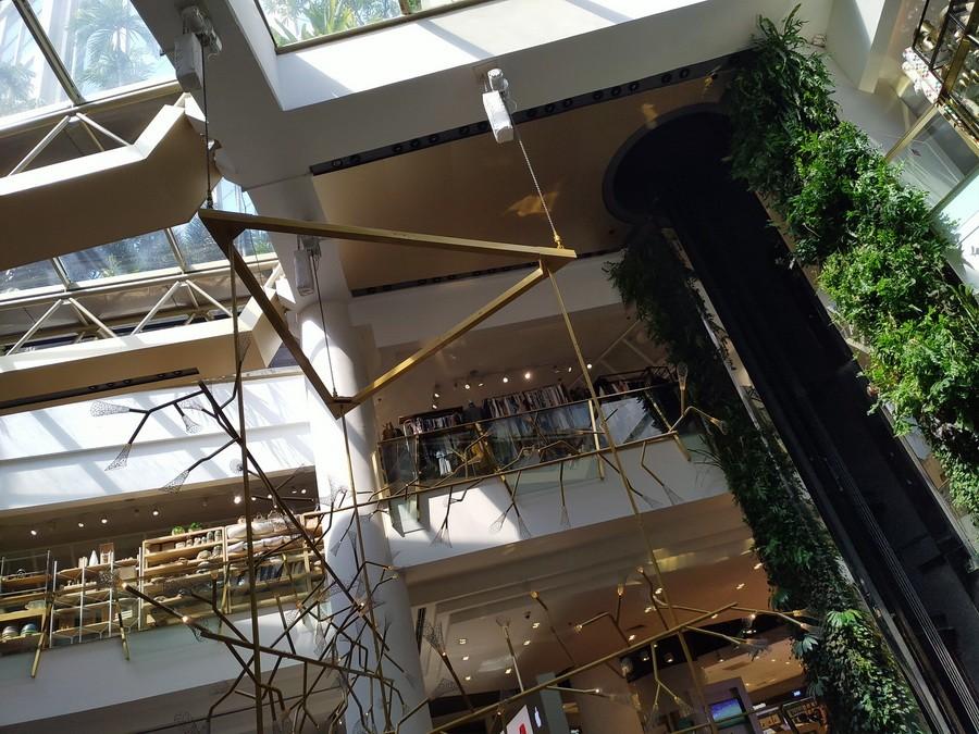 《曼谷自由行Day6》EmQuartier百貨公司、Emporium逛街